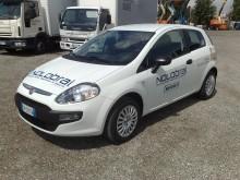 automobile Fiat Punto Evo