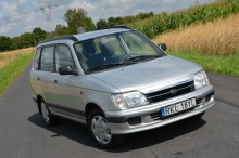Daihatsu Move Gran car