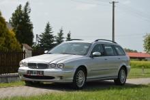 Jaguar X-TYPE car