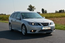 used Saab estate car