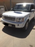 Land Rover Discovery 4 tdv6 s car