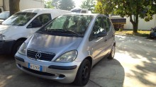 automobile Mercedes Classe A