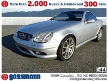 automobile Mercedes SLK 32 AMG / Roadster Autom./Klima/NSW