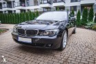 BMW 730 car