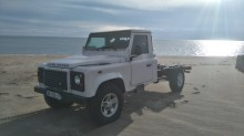 used Land Rover pickup car