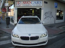 automobile BMW SERIE 5 F11 TOURING DIESEL 530