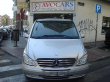 used Mercedes MPV car