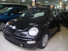 Volkswagen New Beetle Beetle 1.6 car