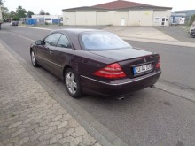 used Mercedes coupé cabriolet car