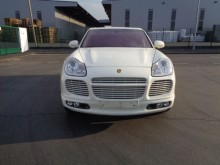 automobile Porsche nc Cayenne Turbo S - TECHART