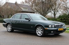 used Jaguar sedan car