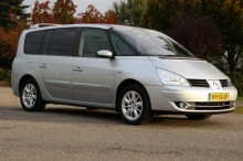 used Renault MPV car