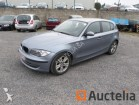BMW SERIE 1 1 18 D car