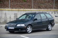 used Volvo estate car