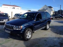 automobile Jeep Grand Cherokee 2.7D