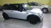 Mini Cooper manual car