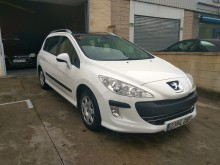 used Peugeot estate car