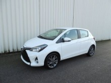 Toyota Yaris 1.33 VVT i Multidrive S Club car