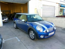 Mini Cooper CLUBMAN car