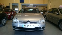 used Citroën sedan car