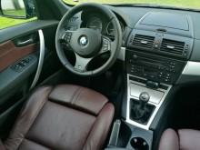 automobile BMW X3 M 2.0D