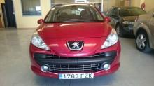 Peugeot 207 premium car