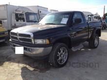 automobile pick up Dodge usata