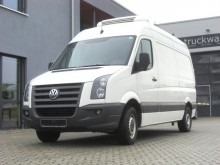 Volkswagen Crafter 35 / Kühlausbau / Thermoking Aggregat/ E car