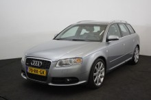 used Audi estate car