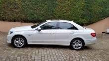 Mercedes 350 E 4 MATIC car