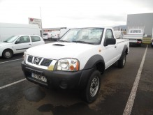 Nissan NP300 car