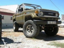 carro Toyota Land Cruiser 250 turbo (BJ73LV)