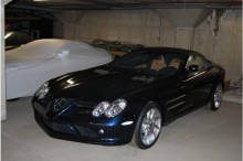 Ver as fotos Carro Mercedes SLR MC Laren Roadster
