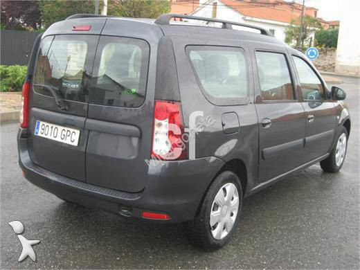 voiture break occasion dacia logan break ambiance 1 5 dci. Black Bedroom Furniture Sets. Home Design Ideas