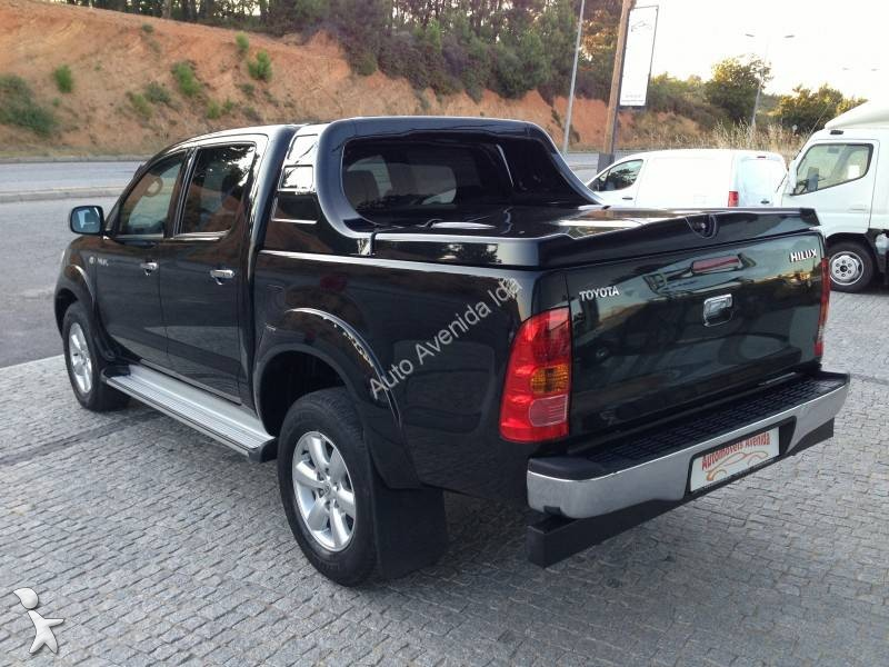 voiture 4x4 suv occasion toyota hilux gazoil annonce n. Black Bedroom Furniture Sets. Home Design Ideas