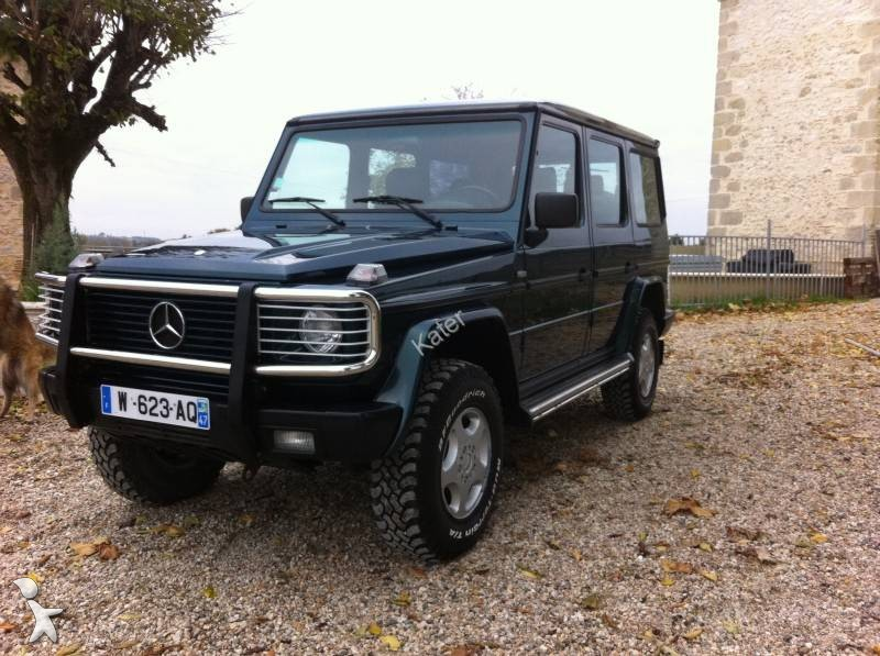 photos voiture mercedes 4x4 suv mercedes g 300 td occasion 937076. Black Bedroom Furniture Sets. Home Design Ideas