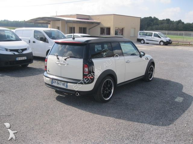 voiture citadine occasion mini nc mini cooper clubman. Black Bedroom Furniture Sets. Home Design Ideas