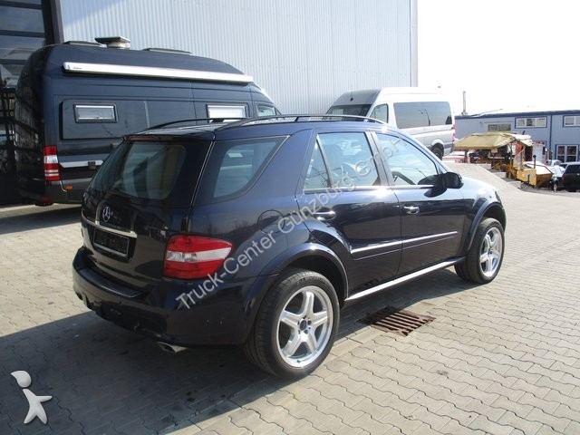 voiture pick up occasion mercedes nc ml 420 cdi comand airmatic amg styling gazoil. Black Bedroom Furniture Sets. Home Design Ideas