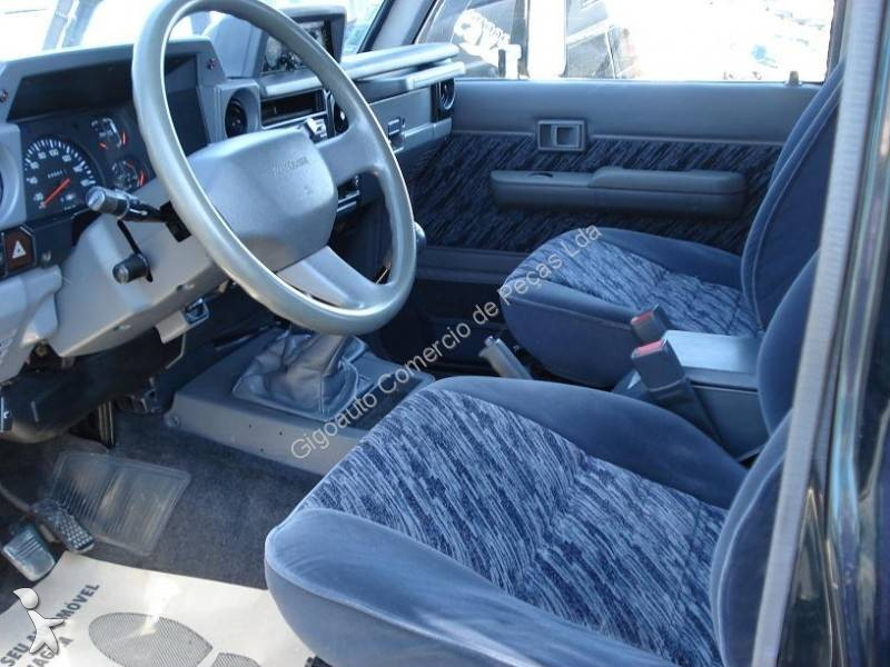 voiture 4x4 suv occasion toyota nc vx 3 0 turbo 4wd. Black Bedroom Furniture Sets. Home Design Ideas