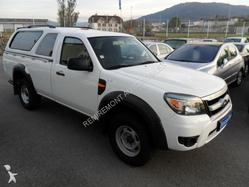 voiture pick up occasion ford ranger 4x4 1 cab xl tdi. Black Bedroom Furniture Sets. Home Design Ideas
