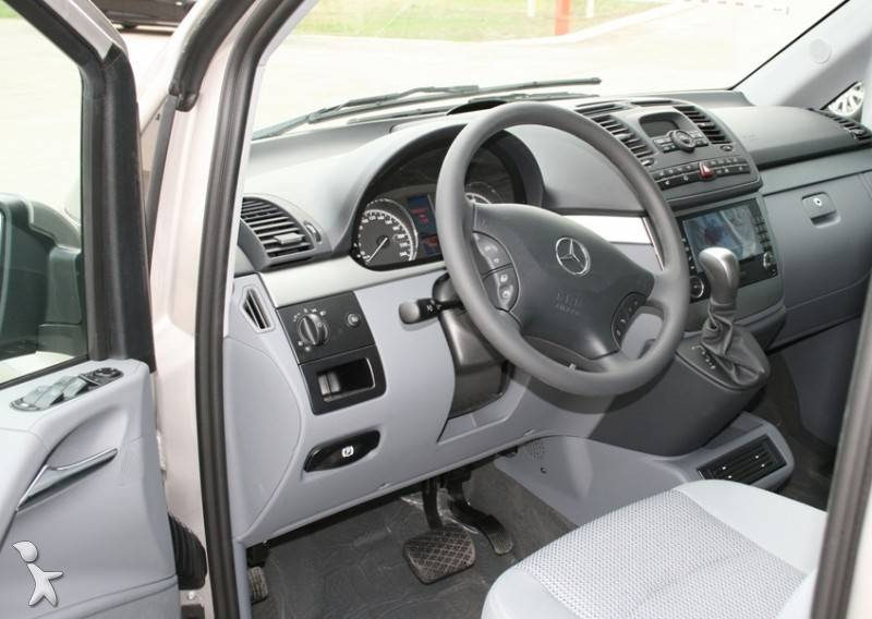 voiture monospace occasion mercedes viano 3 5 essence. Black Bedroom Furniture Sets. Home Design Ideas