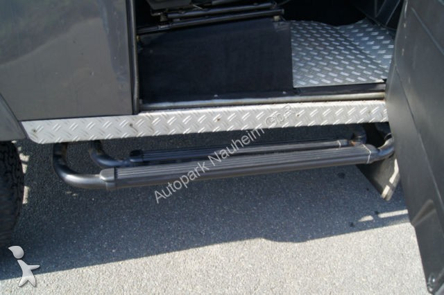 voiture pick up occasion land rover defender 90 station wagon se gazoil annonce n 990392. Black Bedroom Furniture Sets. Home Design Ideas