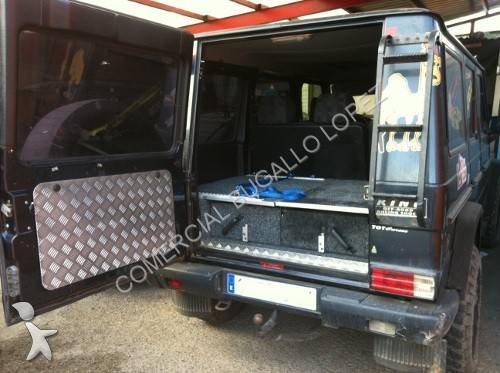 photos voiture mercedes 4x4 suv mercedes g 350 occasion 745183. Black Bedroom Furniture Sets. Home Design Ideas