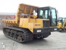 used Morooka rigid dumper