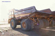 used Volvo rigid dumper