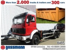 used Mercedes rigid dumper