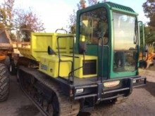 used Yanmar mini-dumper