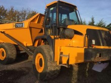 used JCB articulated dumper