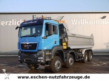used MAN rigid dumper