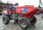 used Benford mini-dumper